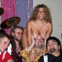 Nude In Public - Nude In Public , Nude In Public, Tanlines Visible, Party Shot, Party Girl