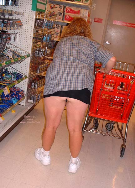 Pic #1 Flashing While Shopping In Denver