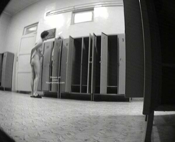 Pic #1 The First One Being Filmed With The Hidden Cam