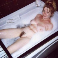 Wife in Bathtub