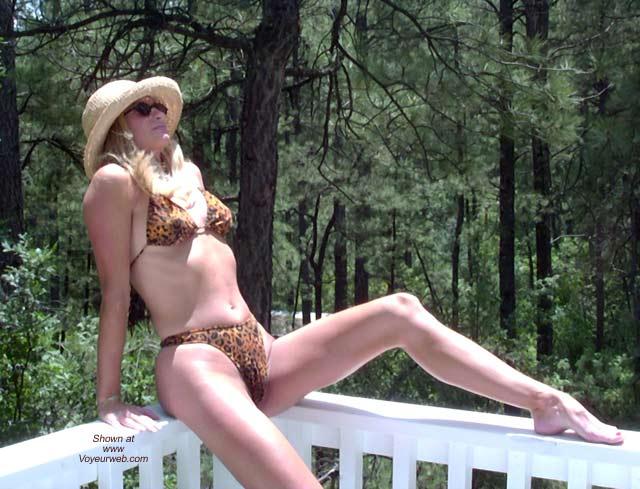 Pic #1The Enchantress Does Leopard Bikini!!!