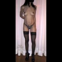 Mia Moglie Elisa In Black Stockings Andheels2