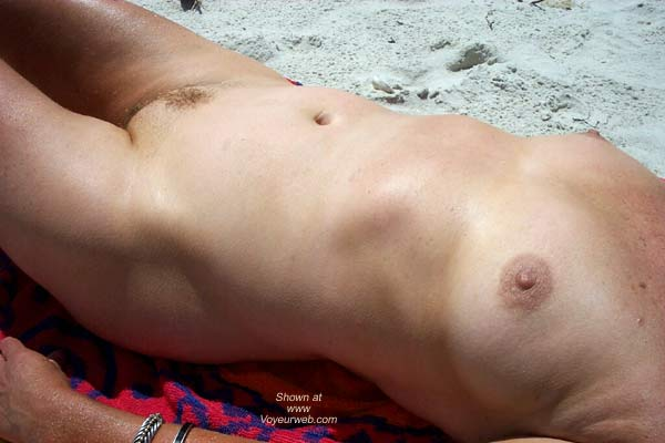Pic #1Suzziepoohs Nude Beach Vacation