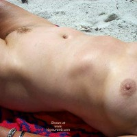 Suzziepoohs Nude Beach Vacation