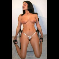Full Frontal - Full Frontal Nudity, G String, Heels, Large Breasts, Wicked Weasel , Full Frontal, Large Breasts, High Heels, Wicked Weasel, G String