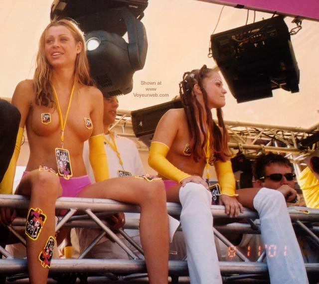 Pic #1 Heineken FFWD Dance Parade 2001