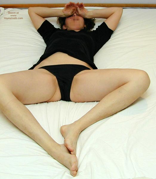 Pic #1 Maria On The Bed