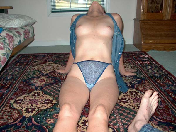 Pic #1 C's Blue Panties