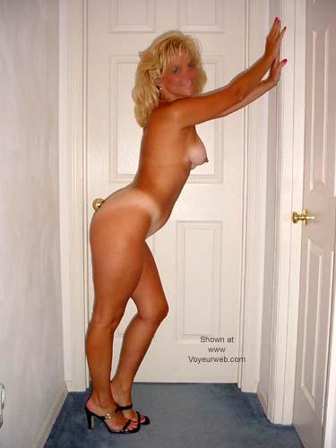 Pic #1 Hot Blonde Wife Cassie 4