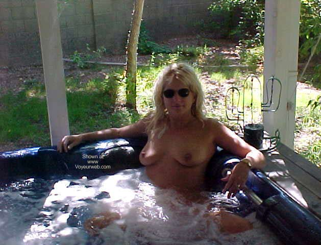 Pic #1 Hot Tub Wife