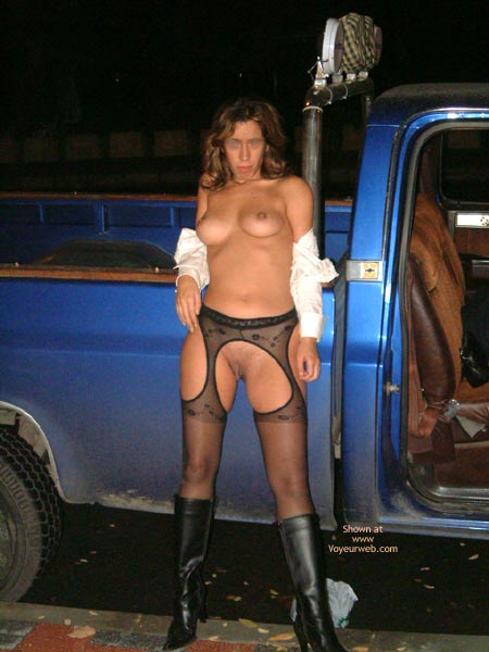Pic #1 Alice  In The Road With Truck