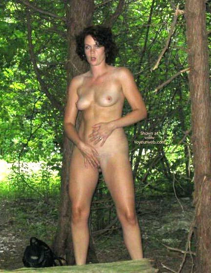Pic #1 Suzanne In The Woods 1