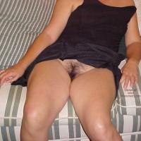 Wife's Dark Pussy