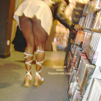 Camden Girl Shops Till She Drops