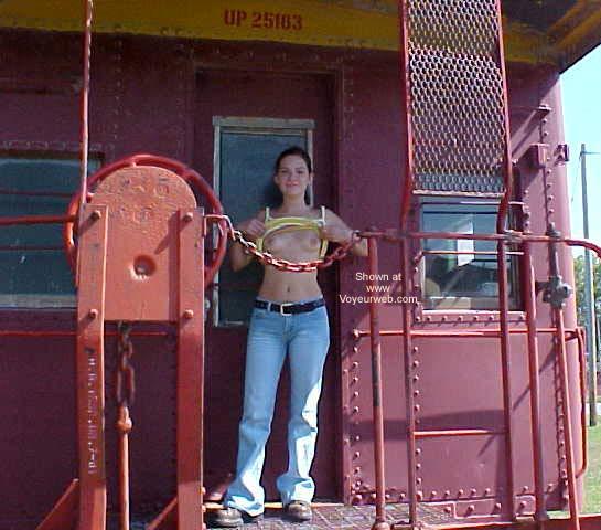 Pic #1 Scotti in Old Abilene Kansas