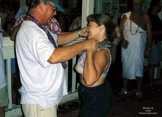 Pic #1 Prelude to Fantasy Fest 2001