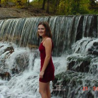 18 yo Scotti by The Waterfall