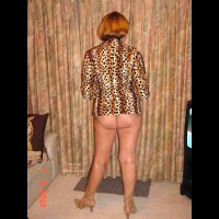 Tigerlady Goes Leopard