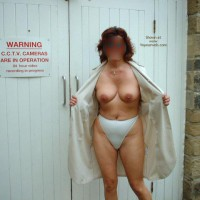 Sue Flashing In Huddersfield Uk