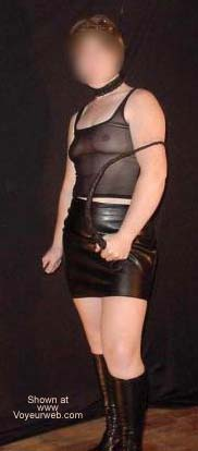 Pic #1 Leather and Whip
