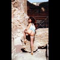 Angela sull'Appia Antica