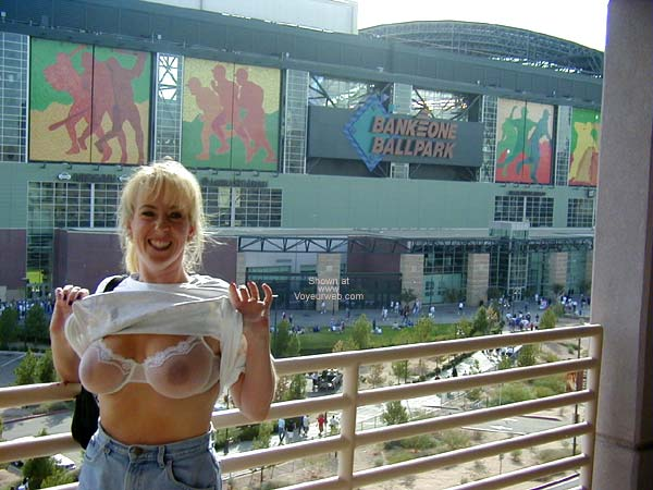 Pic #1 Amy Loves Baseball