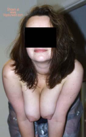 Pic #1 Wife's Big Tits