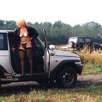 Caty in Autostrada