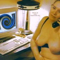 Nude Irina Returns Home