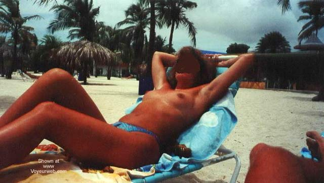 Pic #1 My 42 yo Beauty in The Carribbean