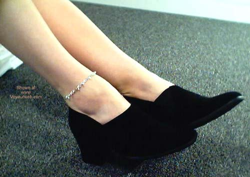 Pic #1 Deb's Feet!