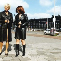 *GG Greta and Lisa Nude on Prins Hendrikkade