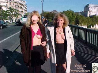 Pic #1*GG Ma-al & Magalie in Paris 2