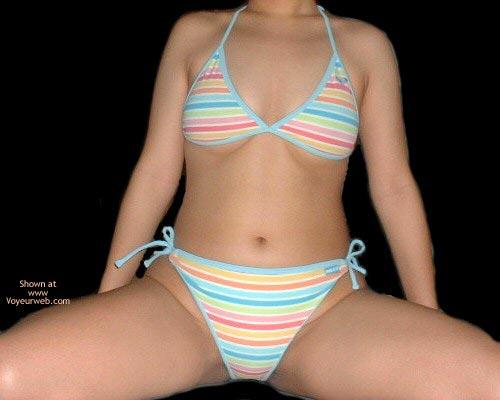 Pic #1 My Sexy Thai Girlfriend In Bikini