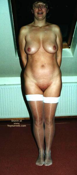 Pic #1 White Stockings