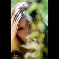 German Blondy in Forest 4