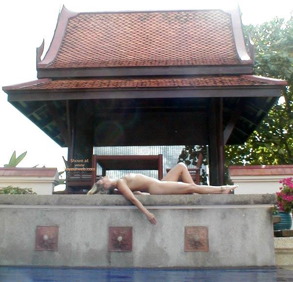 Pic #1 Bula Girl'S 1st Contri Thailand Bound!
