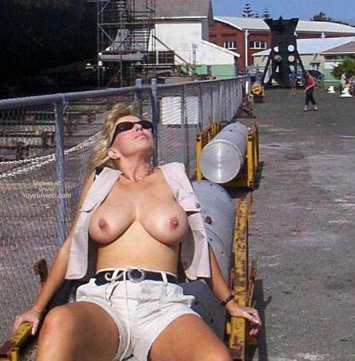 Pic #1 Catch Cindy Out Around Town