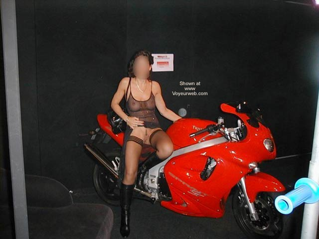 Pic #1 Monique to the Kama Sutra Exhibition in Amsterdam 2