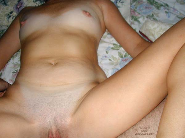 Pic #1 Bi Christine Needs Help Shaving