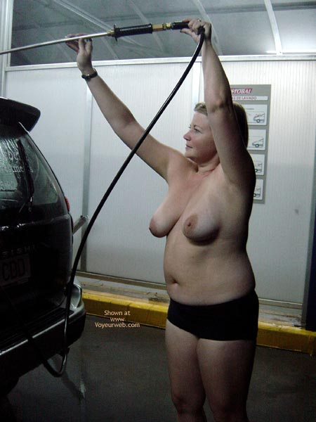 Pic #1 Naked Car Washer For Hire Cont