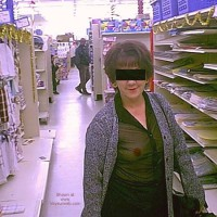 Dub's Wife Xmas Shopping