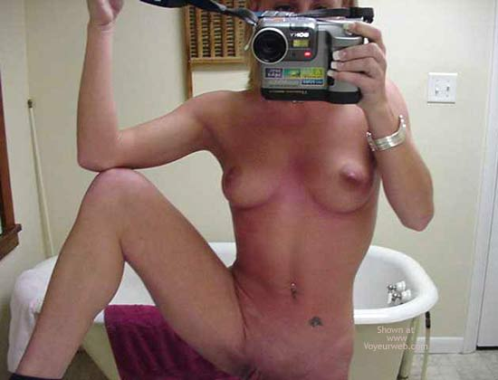Pic #1My First Submission to Voyeurweb