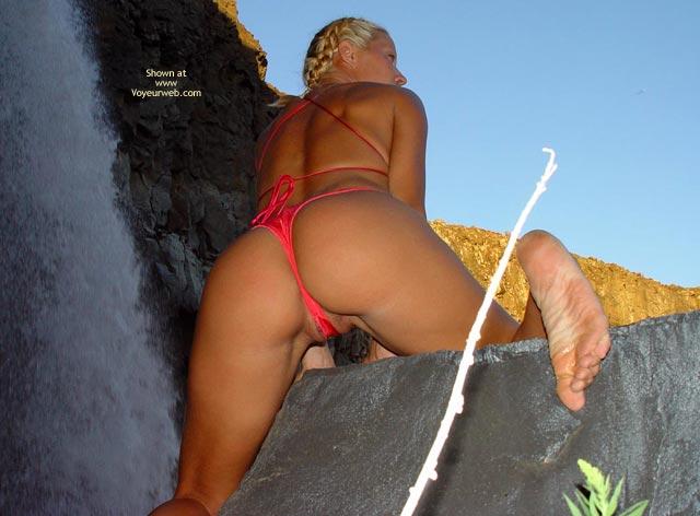 Blonde And Bronze , Blonde And Bronze, Little Red Bikini