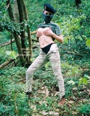 Pic #1 The Commando Girl