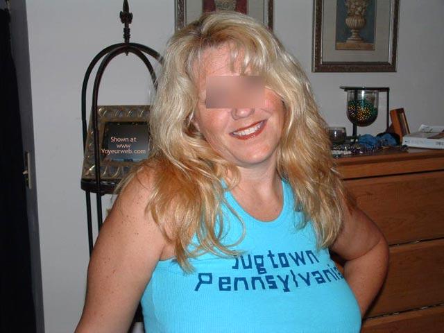 Pic #1 Mrs. Boobman'S Big Tits