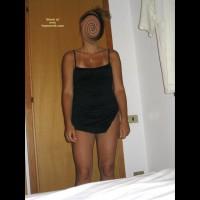 Black Upskirt