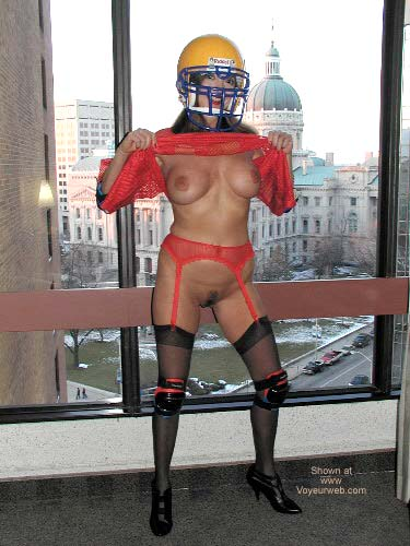 Pic #1 *SN Natalie Loves The NFL