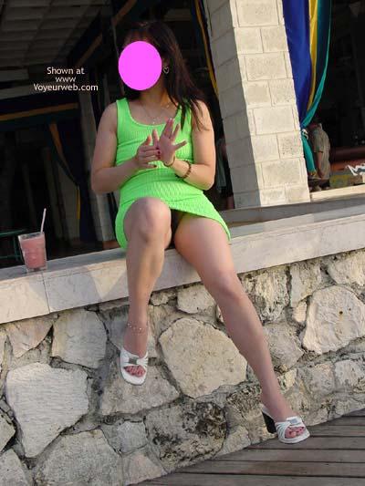 Pic #1 Asian Wife Fen in Beach Resort