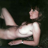 Italian Babe Posing Naked